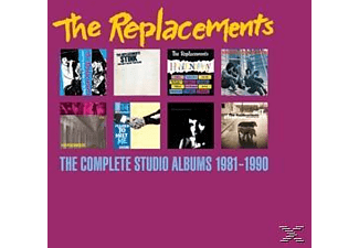 The Replacements - The Complete Studio Album:1981-1990 - (CD)