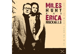 Erica Nockalls, Miles Hunt - Catching More Than We Miss [CD]