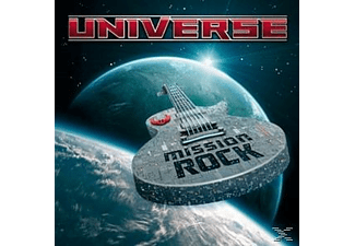 Universe - Mission Rock - (CD)