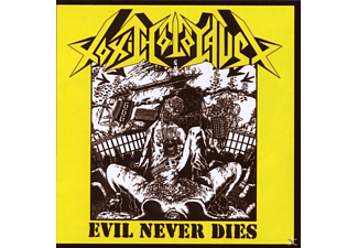 Toxic Holocaust - Evil Never Dies - (CD)