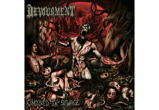 Devourment - Conceived In Sewage - (Vinyl)