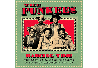 The Funkees - Dancing Time - (CD)