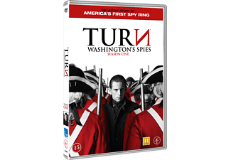 Turn - Washingon's Spies S1 Thriller DVD