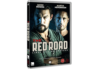 The Red Road S1 Drama DVD