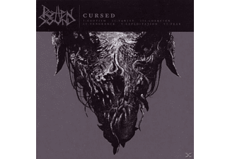 Rotten Sound - Cursed - (CD)