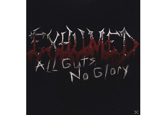 Exhumed - All Guts, No Glory - (CD)