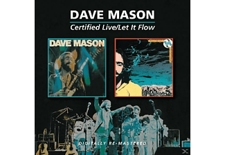 Dave Mason - Certified Live/Let It Flow [CD]