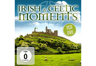 Lokal Heroes;The O Brians - Irish & Celtic Moments [CD + DVD]