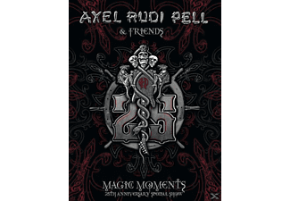 Axel Rudi Pell - Magic Moments [DVD]