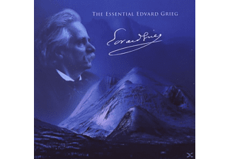 Edvard Hagerup Grieg - The Essential Grieg - (CD)