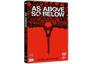 As Above, So Below Skräck DVD
