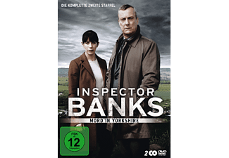 Inspector Banks - Staffel 2 [DVD]