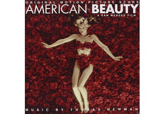 Thomas Newman - American Beauty Score [CD]