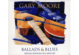 Gary Moore - BALLADS [CD + DVD Video]