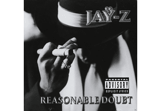 Jay-Z - REASONABLE DOUBT [CD]