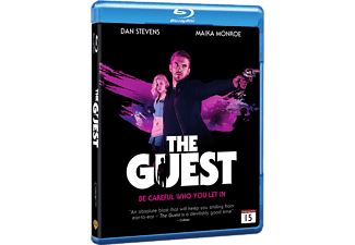 The Guest Thriller Blu-ray