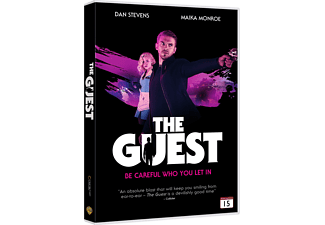 The Guest Thriller DVD