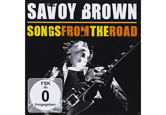 Savoy Brown - Songs From The Road - (CD + DVD Video)