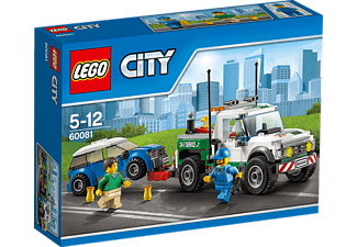 City - Pickup Tow Truck - (60081)