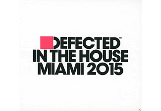 VARIOUS - Defected In The House Miami 2015 - (CD)