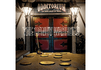 The Dandy Warhols - Odditorium Or Warlords Of Mars (CD)