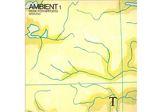 Brian Eno - Ambient 1 - Music For Airports (CD)