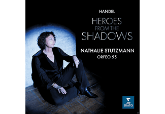 Nathalie Stutzmann, Philippe Jaroussky - Heroes From The Shadows - (CD)