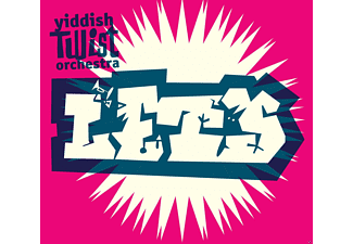 Yiddish Twist Orchestra - Let's [CD]