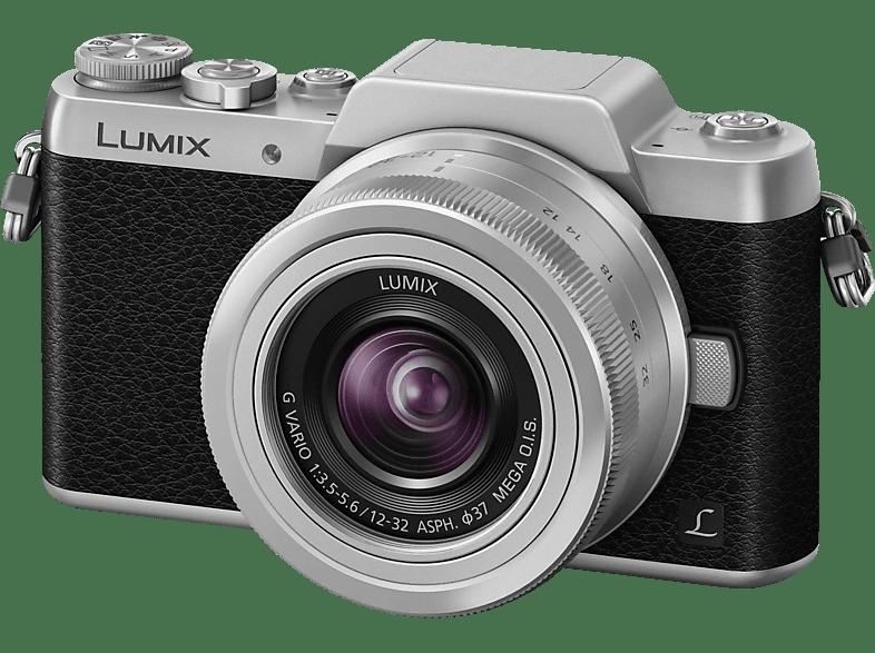 PANASONIC DMC-GF7KEG-S Black/Silver μαζί με φακό 12-32 mm αξεσουάρ δώρα για εκείνη αξεσουάρ δώρα για εκείνον photo   video   offline φωτογ