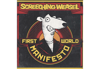 Screeching Weasel - First World Manifesto - (Vinyl)