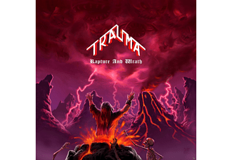 Trauma - Rapture And Wrath [CD]