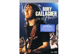 Rory Gallagher - Live At Montreux1:75/77/79/85 - (DVD)