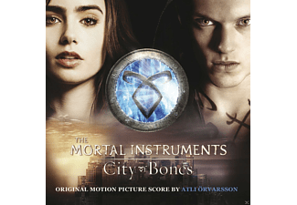 Atli Oervarsson - The Mortal Instruments - City Of Bones - (CD)