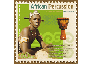 VARIOUS - African Percussion - (CD)