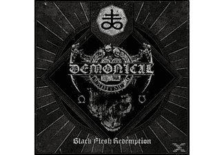 Demonical - Black Flesh Redemption (Ep) - (CD)
