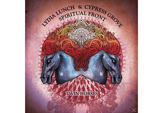 Lydia Lunch, Cypress Grove & Spiritual Front - Twin Horses (Col.Vinyl) - (Vinyl)