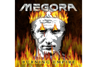 Megora - Burning Empire [CD]