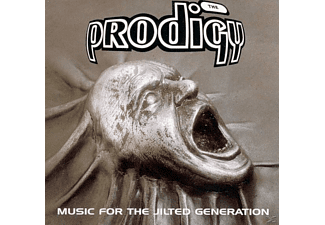 The Prodigy - Music For The Jilted Generation - (CD)