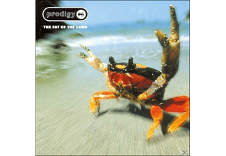 The Prodigy - The Fat Of The Land - (CD)