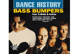 Bass Bumpers - Dance History - (CD)