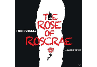 Tom Russell - Rose Of Roscrea [CD]