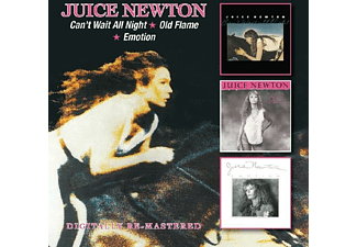 Juice Newton - Can't Wait All Night/Old Flame/Emotion [CD]