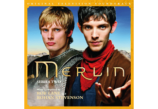 OST/VARIOUS - Merlin-Series Two - (CD)