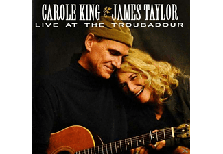 King, Carole / Taylor, James - Live At The Troubadour - (CD)