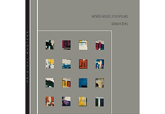 Brian Eno - More Music For Films (CD)
