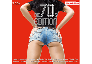 Various - 70er (Media Markt Edition) [CD]