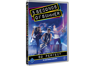 5 Seconds of Summer - So Perfect Dokumentär DVD