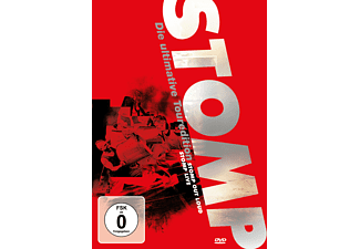Various - Stomp-Die Ultimative Touredition - (DVD)