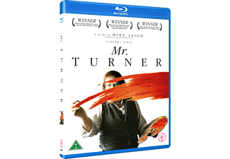 Mr. Turner Drama Blu-ray