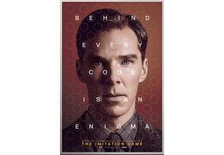 The Imitation Game Thriller Blu-ray
